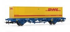 Electrotren E1462 RENFE Containerwagen 2-achs Ep.5