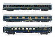 Electrotren E18038 RENFE/CIWL Reisezugwagen 3-tlg. Ep. 4