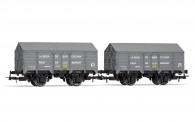 Electrotren E19033 R.N. Güterwagen-Set 2-tlg. Ep.3