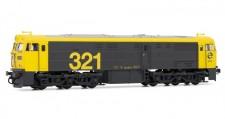 Electrotren E3119D RENFE Diesellok Serie 321 Ep.5