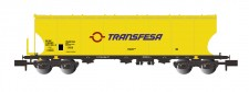 Electrotren E8020 RENFE TRANSFESA Silowagen 4-achs Ep.4/5