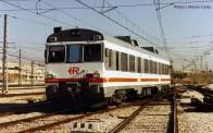"""Electrotren HE2500A """"RENFE, Dieseltriebwagen 596 """"""""Regional"""