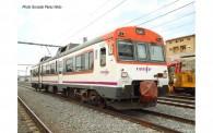 "Electrotren HE2504A ""RENFE, Dieseltriebwagen 596 """"Media Di"