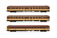 Electrotren HE4006 RENFE Personenwagen-Set 3-tlg Ep.4