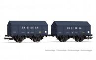 Electrotren HE6009 R.N. ENSIDESA ged. Güterwg-Set 2-tl Ep.3