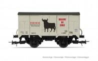 Electrotren HE6012 R.N. OSBORNE gedeckter Güterwagen Ep.3