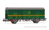 Electrotren HE6018 RENFE Oviedo gedeckter Güterwagen Ep.4