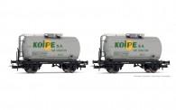 Electrotren HE6029 RENFE  KOIPE Kesselwagen-Set 2-tlg Ep.4
