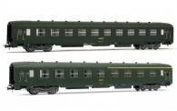 Jouef HJ4104 SNCF Personenwagen-Set 2-tlg Ep.4
