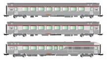 Jouef HJ4122 SNCF TEE-Set 3 tlg Ep 4