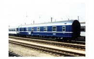 Jouef HJ4140 SNCF Schlafwagen Ep.4