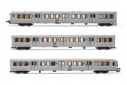 Jouef HJ4150 SNCF Personenwagen-Set RIB70 3-tlg Ep.4