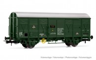 Jouef HJ6215 SNCF Militär gedeckter Güterwagen Ep.4/5