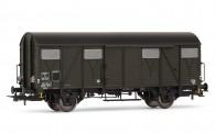 Jouef HJ6216 SNCF gedeckt. Güterwg. m. Schlussl. Ep.3