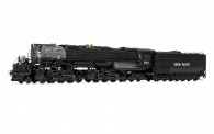 Rivarossi HR2753 UP Dampflok 4-8-8-4 Big Boy Ep.3