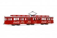 Rivarossi HR2755 Coca Cola Straßenbahn - Christmas