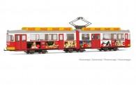 Rivarossi HR2756 Coca Cola Straßenbahn - Sommer