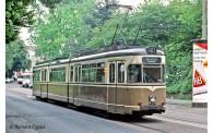 Rivarossi HR2859D DÜWAG Straßenbahn GT8 Dortmund Ep.4