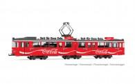 Rivarossi HR2861 DÜWAG Straßenbahn GT6 Coca-Cola,Ep.4/5