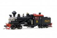 Rivarossi HR2880 Westside Lumber Co Heisler Dampflok Ep.3