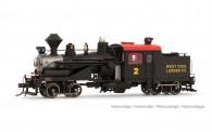 Rivarossi HR2880S Westside Lumber Co Heisler Dampflok Ep.3