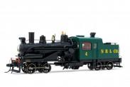 Rivarossi HR2883 NRL CO. Heisler Dampflok Ep.3