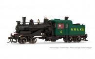 Rivarossi HR2883S NRL CO. Heisler Dampflok Ep.3