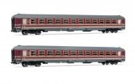 Rivarossi HR4250 FS Personenwagen-Set 2-tlg Ep.4b