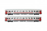 Rivarossi HR4284 FS Personenwagen-Set 2-tlg Ep.6
