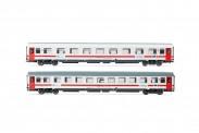 Rivarossi HR4287 FS Personenwagen-Set 2-tlg Ep.6