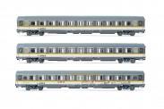 Rivarossi HR4293 ALEX Personenwagen-Set 3-tlg. Ep.6