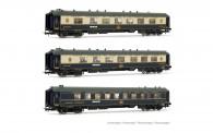 Rivarossi HR4295 CIWL Reisezugwagen-Set 3-tlg. Ep.3