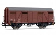Rivarossi HR6393 DR gedeckter Güterwagen 2-achs Ep.4