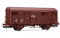 Rivarossi HR6416 NS gedeckter Güterwagen Ep.4/5