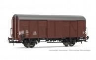 Rivarossi HR6503 DB gedeckter Güterwg. m. Schlussl. Ep.3