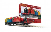 Hornby R1248P Santa's Express Christmas Train Set