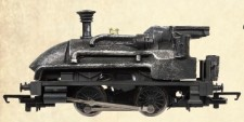 Bassett-Lowke BL2002 Fearless - Steampunk Steam Locomotive