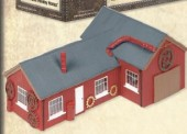 Bassett-Lowke BL8002 Time Travel Holiday Homes.