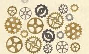 Bassett-Lowke BL8008 Steampunk Clock Cogs Pack