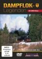 Rio Grande 5100 Dampflok-Legenden - 10 DVD Box