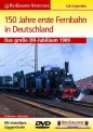 Rio Grande 6004 150 Jahre Fernbahn in Deutschland