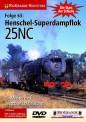 Rio Grande 6363 Henschel Superdampflok 25NC