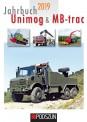 Podszun 895 Jahrbuch Unimog & MB-trac  2019