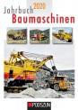 Podszun 934 Jahrbuch Baumaschinen 2020