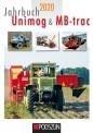Podszun 935 Jahrbuch Unimog & MB-trac 2020
