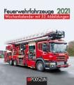 Podszun 950 Feuerwehrfahrzeuge 2021 Wochenkalender
