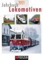 Podszun 973 Jahrbuch Lokomotiven 2021