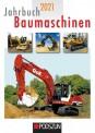 Podszun 974 Jahrbuch Baumaschinen 2021