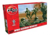 Airfix 00705 German Infantry