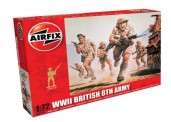 Airfix 00709 British 8th Army